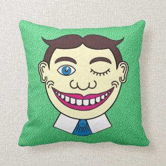 Palace Amusements Tillie Wink Pillow. Throw Pillow