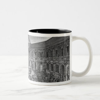 Palace at Munich, Germany Two-Tone Coffee Mug