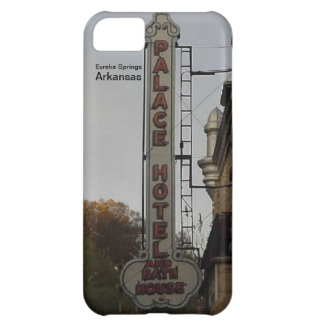 Palace Bath House and hotel, Eureka Springs Ark. Case For iPhone 5C