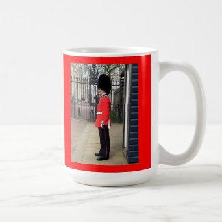 Palace Guard on Duty Coffee Mug