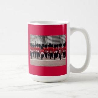 Palace Guards Marching Coffee Mug