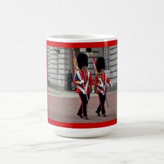 Palace Guards on Duty Coffee Mug