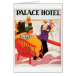 Palace Hotel Card