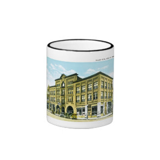 Palace Hotel, Crookston, Minnesota Ringer Coffee Mug