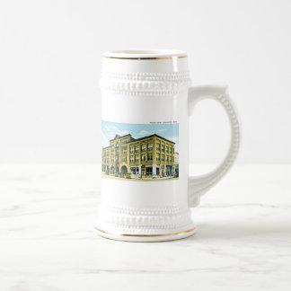 Palace Hotel, Crookston, Minnesota 18 Oz Beer Stein