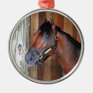 Palace Malice by Curlin Metal Ornament