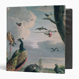 Palace of Amsterdam with Exotic Birds Binder