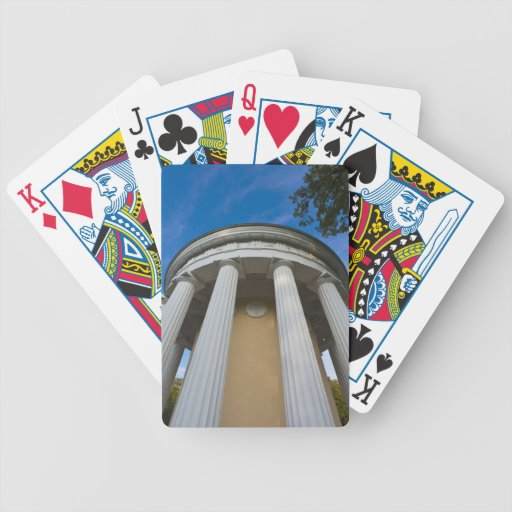 Palace of Czar Paul I, Temple of Friendship 3 Bicycle Card Decks