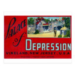 Palace of Depression Post Cards