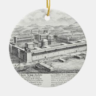 Palace of Diocletian 245-313 Split Yugoslavia Ornaments