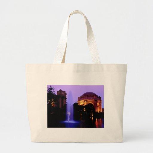 Palace of Fine Arts Canvas Bag