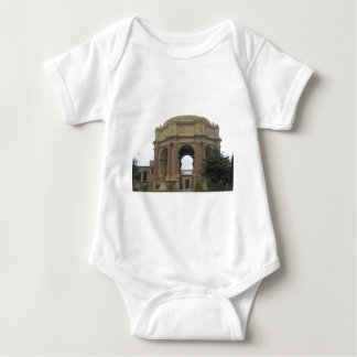 Palace of Fine Arts Closeup Baby Bodysuit
