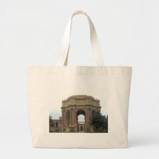 Palace of Fine Arts Closeup Large Tote Bag