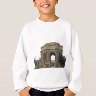 Palace of Fine Arts Closeup Sweatshirt