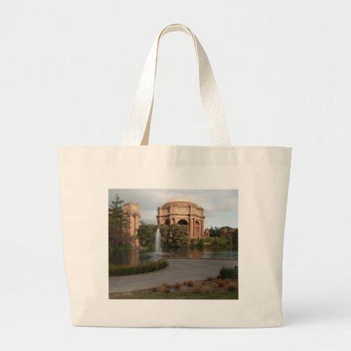 Palace of Fine Arts Jumbo Tote Bag