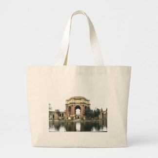 Palace of Fine Arts Large Tote Bag