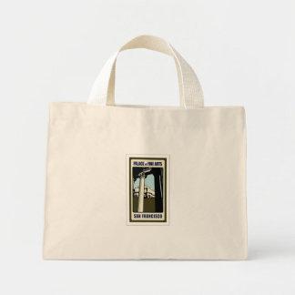 Palace of Fine Arts Mini Tote Bag