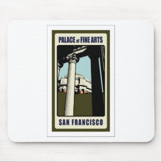 Palace of Fine Arts Mouse Pad