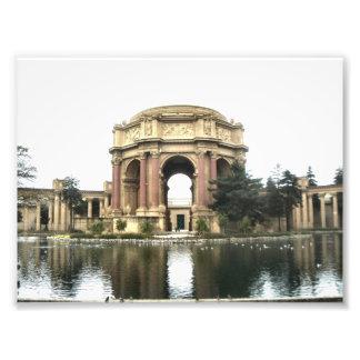 Palace of Fine Arts Photographic Print