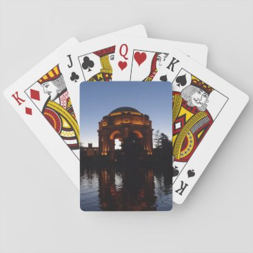 everydaylifesf Palace of Fine Arts Playing Cards