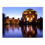 Palace of Fine Arts Post Card