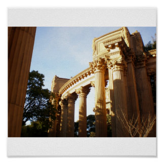 Palace of Fine Arts Print