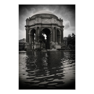 Palace of Fine Arts Posters