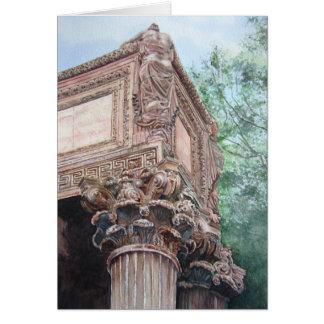 Palace of Fine Arts San Francisco Card