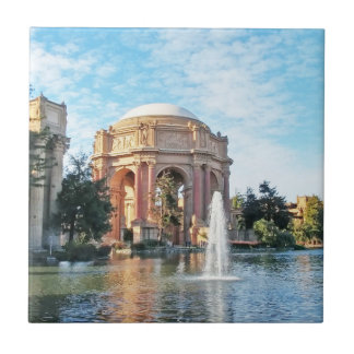 Palace of Fine Arts - San Francisco Ceramic Tile
