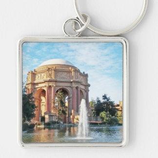 Palace of Fine Arts - San Francisco Keychain