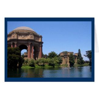 Palace of Fine Arts San Francisco Note Card