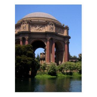 Palace of Fine Arts San Francisco Photo Postcards