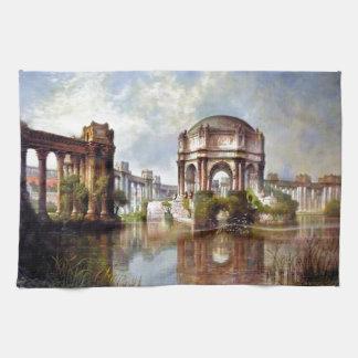 Palace of Fine Arts San Francisco Towel