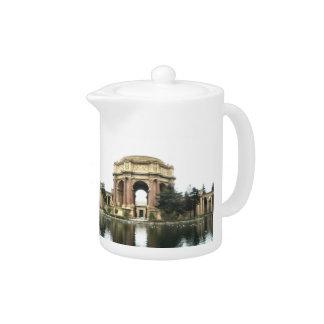Palace of Fine Arts Teapot