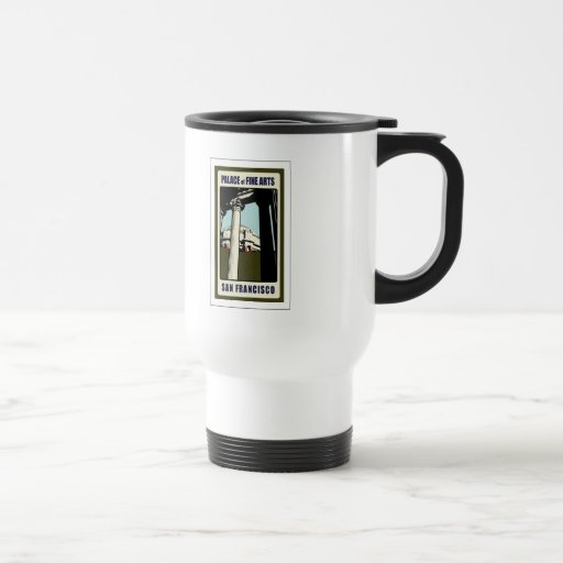 Palace of Fine Arts Travel Mug