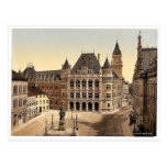 Palace of Justice, Bremen, Germany magnificent Pho Postcards