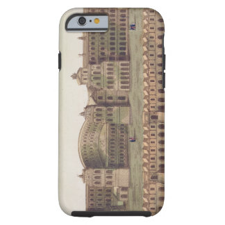 Palace of the Caesars, Rome, from 'Le Costume Anci Tough iPhone 6 Case
