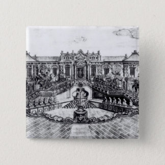 Palace of the Calm of the Sea and the Water Clock, Pinback Button