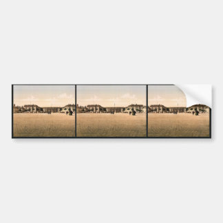 Palace of the Grand Trianon, Versailles, France cl Car Bumper Sticker