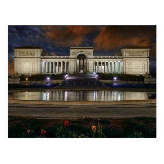Palace of the Legion of Honor 0335 by Buck Cash Postcard