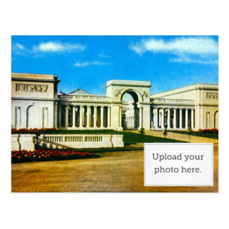 Palace of the Legion of Honor Postcard