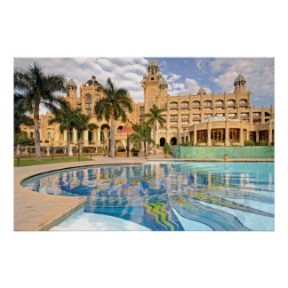 Palace Of The Lost City Hotel And Swimming Pool 2 Poster