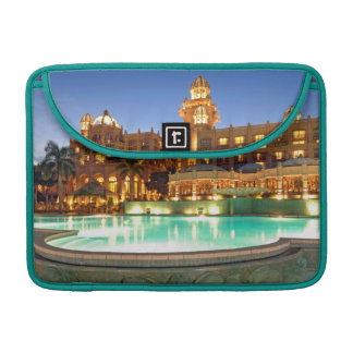 Palace Of The Lost City Hotel And Swimming Pool Sleeve For MacBook Pro
