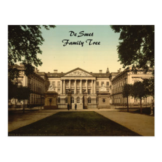 Palace of the Nation, Brussels, Belgium Postcard