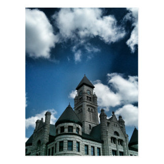 Palace of the Plains Postcard