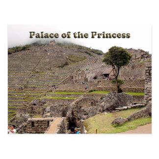 Palace of the Princess - Peru Postcard