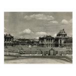 Palace of Versailles 1924 Postcard