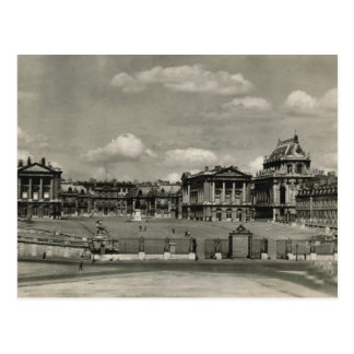 Palace of Versailles 1924 Postcard