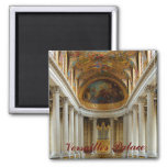 Palace of Versailles, France 2 Inch Square Magnet