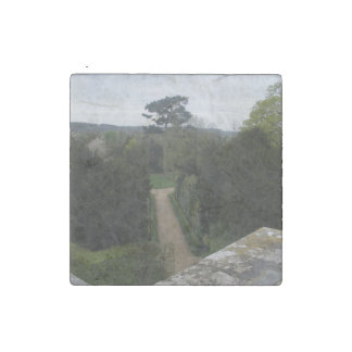 Palace of Versailles Garden France Stone Magnet